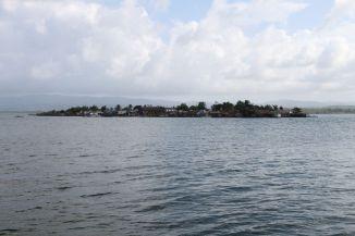 Kuna Yala Dorf/Insel