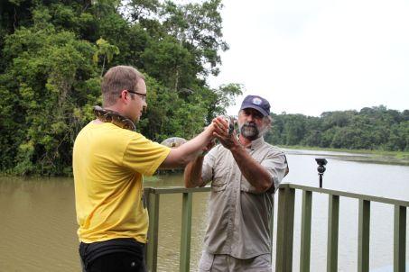 Panama Canal Eco Boat Tour