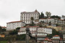 Sé do Porto, Portos Kathedrale vom Douro