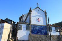 Kirche am Cais de Pedras