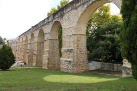 Arcos do Jardim, ein römischer Aquädukt