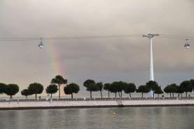 Teleférico im Parque das Nações