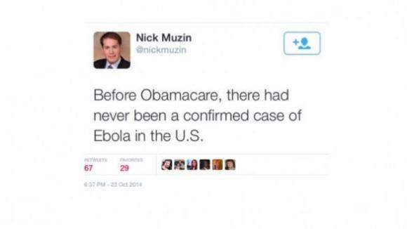 Nick Muzin selfish polotician