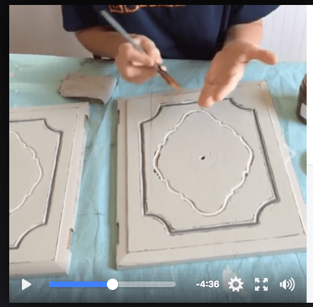 VIDEO DEMO: How to Use Antique Glaze To Add Depth & Character