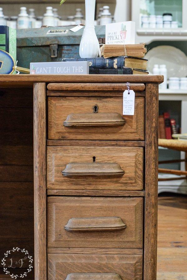 Antique-Oak-Paneled-Desk-5