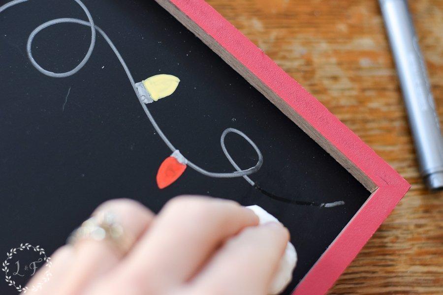 easy-diy-christmas-chalkboard-with-chalkola-arts-chalk-pens-7