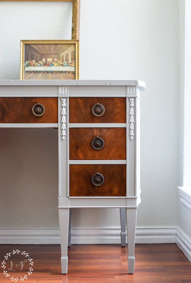 Painted Desk DIY with Fusion Mineral Paint