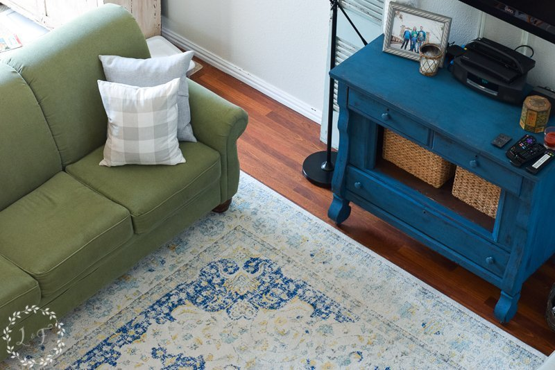 Finding Affordable Accessories { Living Room Update Part 2 }