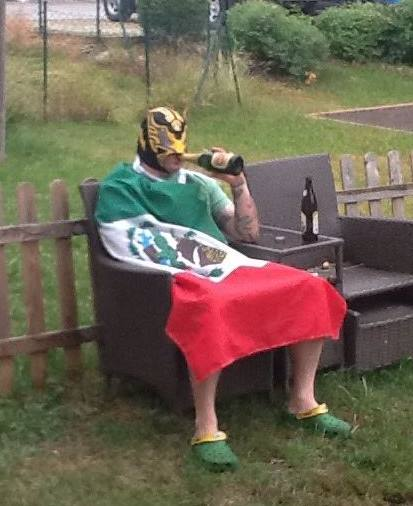 The day mexico lost