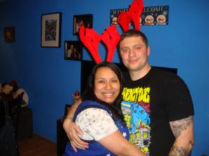 Ugly Sweater/Jaime's Birthday Party (December 2012)