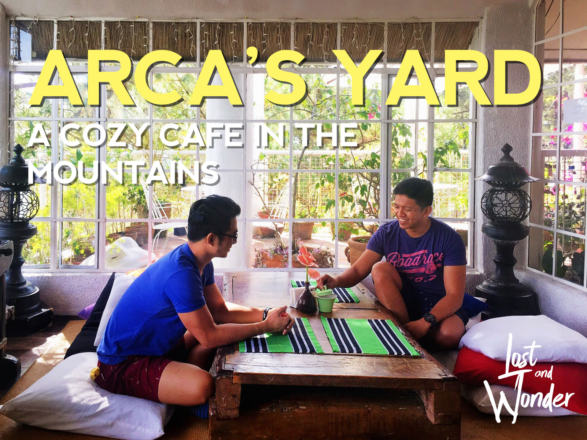 Photo: Arca's Yard Baguio City Review