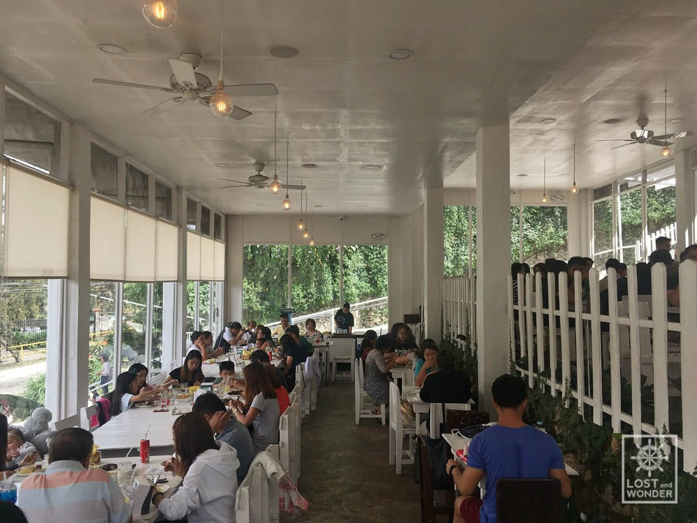 Photo inside Canto Baguio restaurant