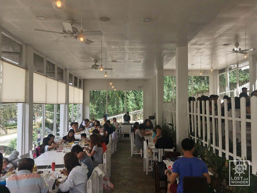 Photo inside Canto Baguio restaurant