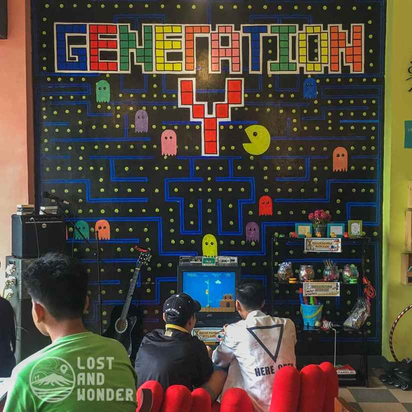 Photo: Where to Eat in Baguio - Generation Y Cafe