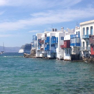 PrincessCruiseLine-RoyalPrincess-Mykonos-Greece