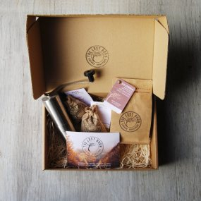 Hand Grinder Gift Box Set
