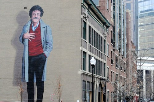 Kurt Vonnegut, 339 Massachusetts Ave.
