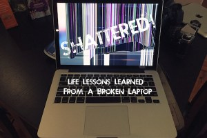 How my Broken MacBook Pro Taught me a Valuable Life Lesson