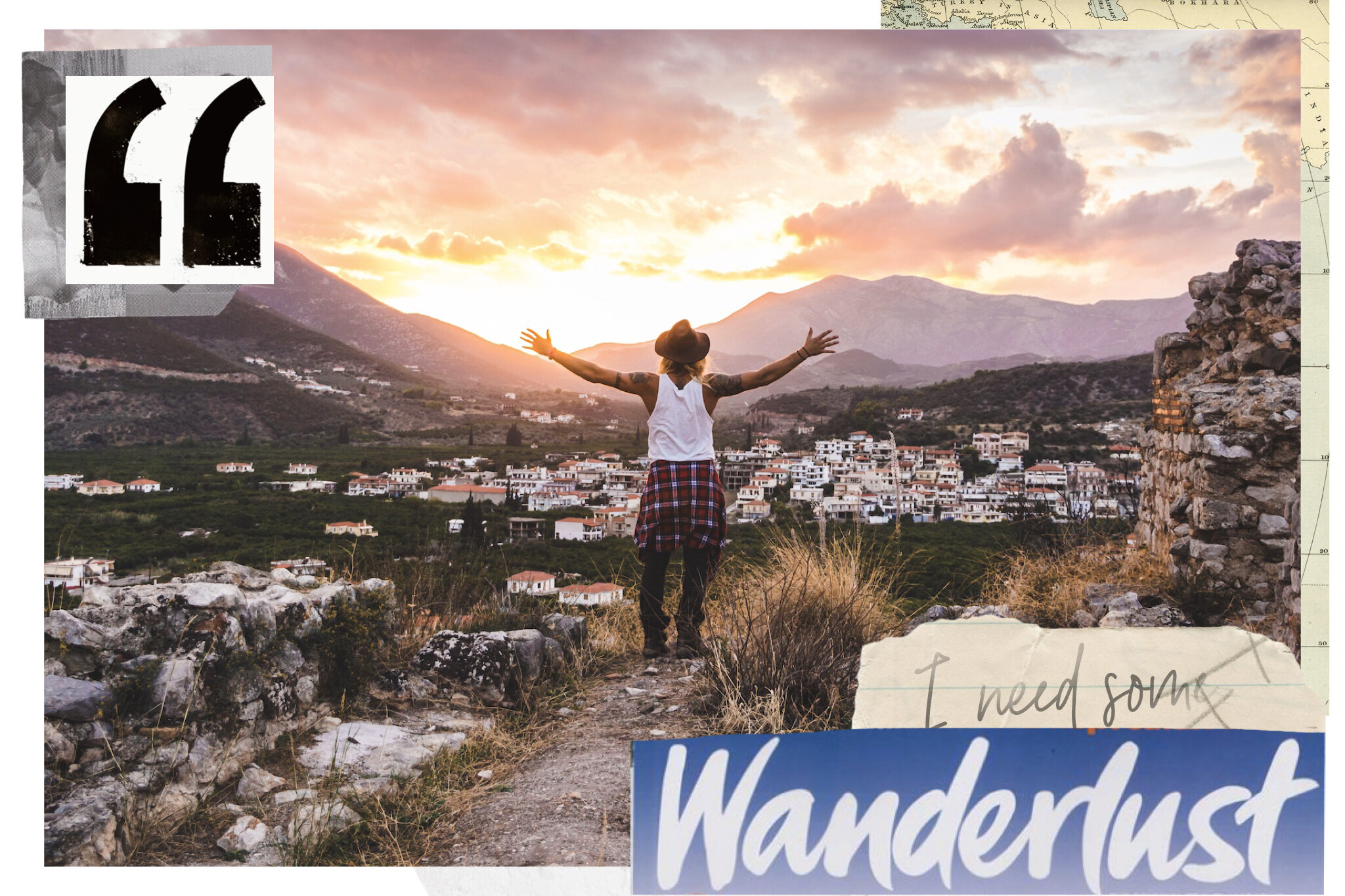 31 Inspirational Travel Quotes To Give You Serious Wanderlust!