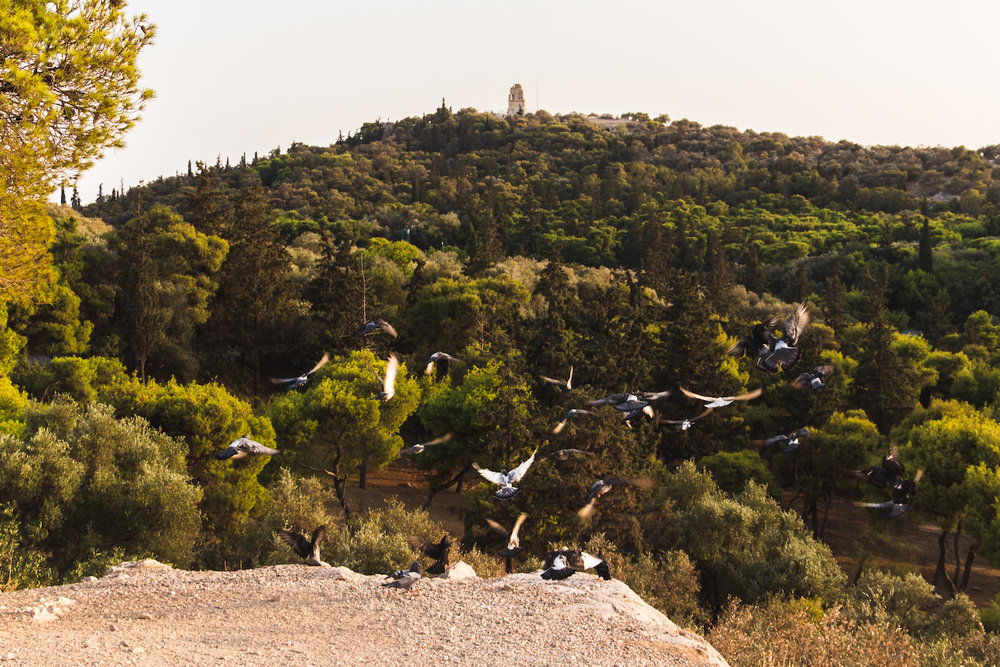 Monument Philopappos