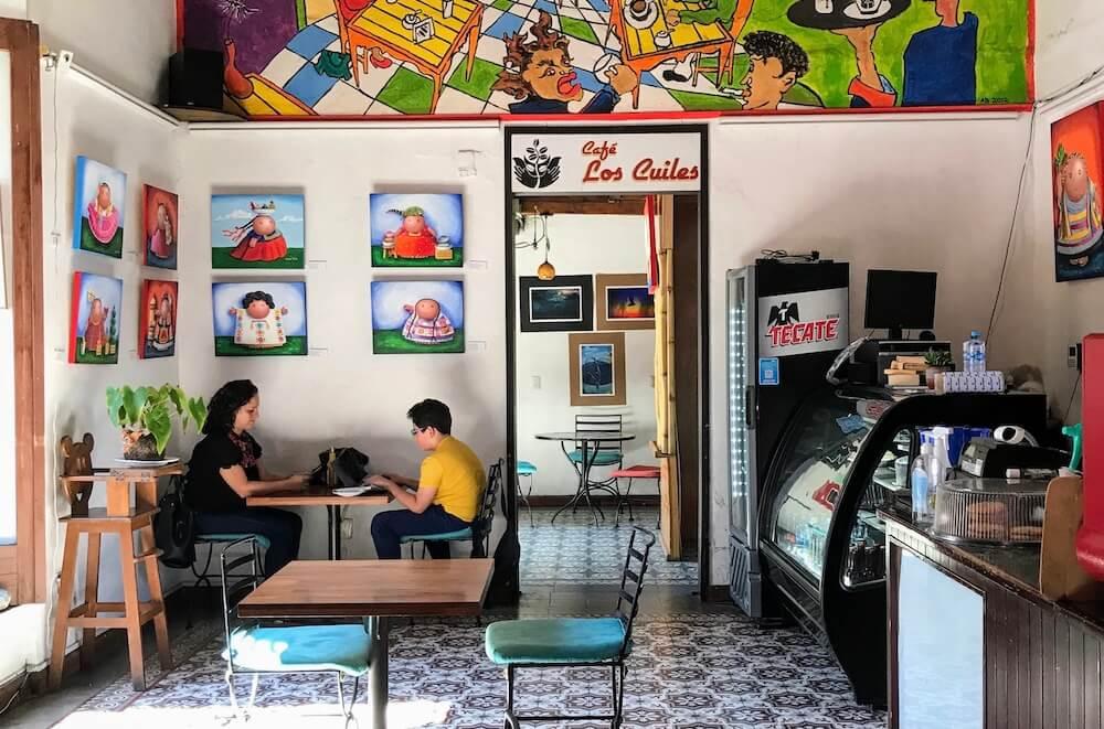 Cafe Los Cuiles