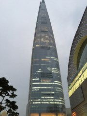 Lotte World Tower, the world's fifth largest building