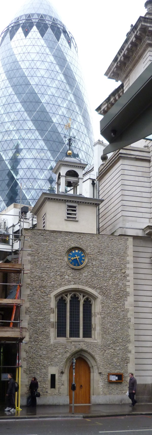 St Ethelburga | The Lost City of London – Before the Great ...