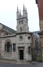 Eighteenth-century watch-house