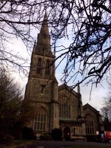 New church