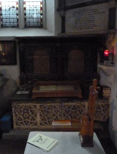 Walsingham family tomb