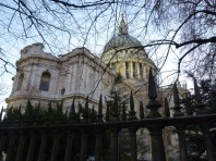 3 - The north-east corner of St Paul's