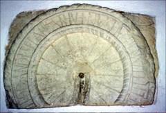 6 - Saxon sundial