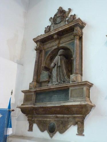 5 - Francis Evington (d. 1614)
