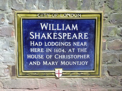6 - Shakespeare's Lodgings, Silver Street