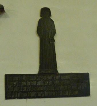 3 - Thomas Heron (d. 1517)
