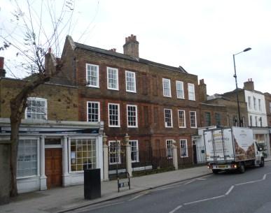 Sisters' Place, Stoke Newington (1714) - Copy