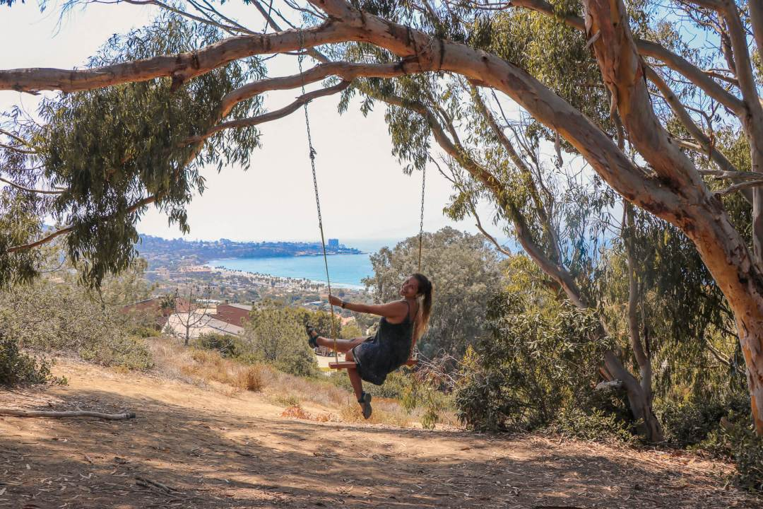 Secret Swing Of La Jolla California Lost Destination