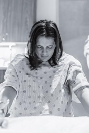 Erica Roman, widow, labor, blog