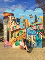 Mural in Downtown Baton Rouge