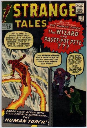 Paste Pot Pete teams up with the Wizard