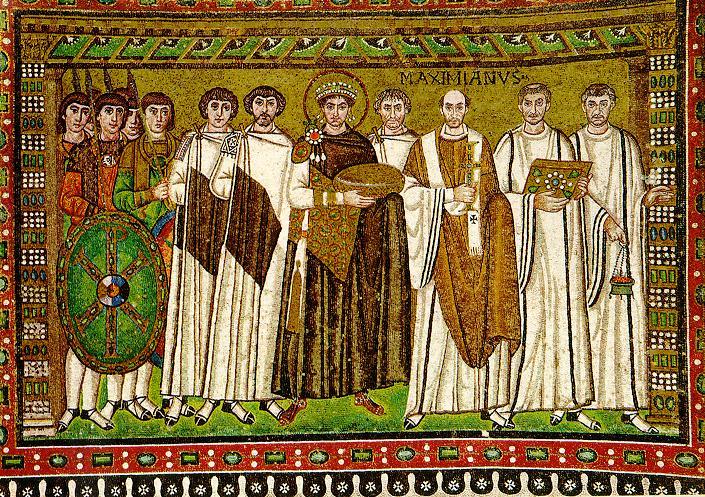 justinian-mosaic