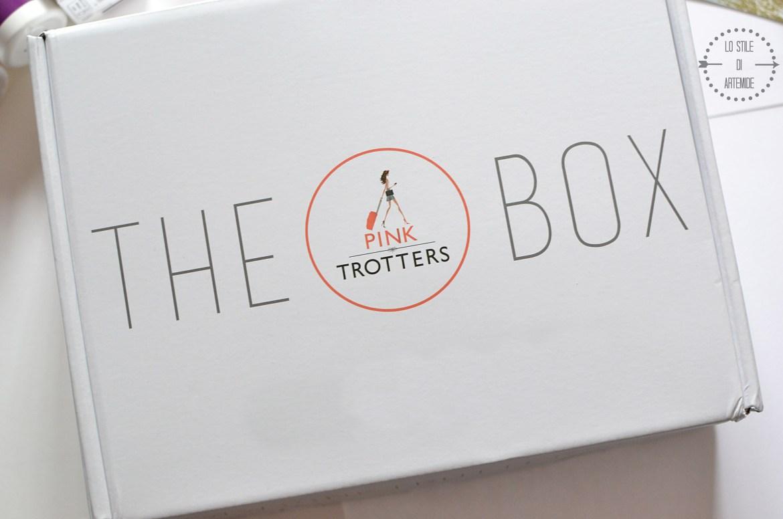 pinktrotters box