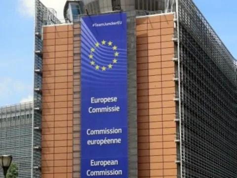 EU-Kommission Fassade quer
