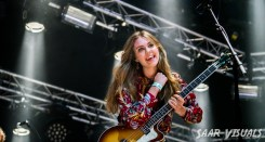 First aid kit live at Lowlands - ph Saar de Graaf