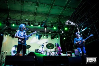 King Gizzard & the Lizard Wizard- ph. Roberto Finizio