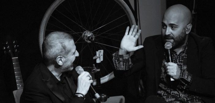 Photogallery: La settimana Pacifica, 06/12 con Giuliano Sangiorgi