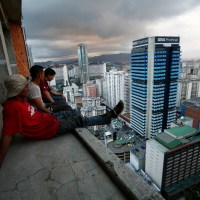 World's Tallest Slum Building