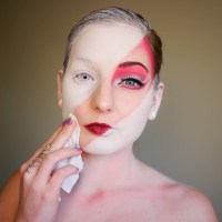 Remarkable Transformations Through Face Painting