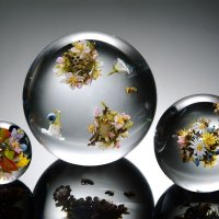Glass Paperweights from the Father of the Art