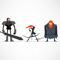The Minimalist Art of Game of Thrones by Jerry Liu